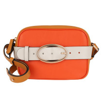 Umhängetasche Sac Iris Mini Crossbody Bag Multicolor Orange