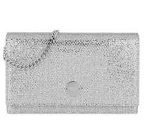 Florence Mini Clutch Glitter Silver