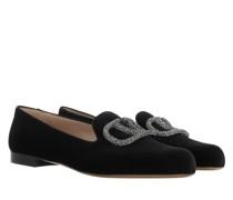 Ballerinas Shoes Black