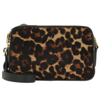 Haircalf Celeste Medium Leopard Print