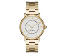 Ladies Classic Watch Gold Armbanduhr gold