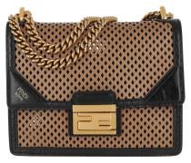 Umhängetasche Kan U Small Shoulder Bag Leather Brown