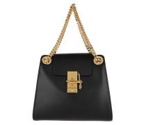 Umhängetasche Annie Shoulder Bag Mini Leather Black