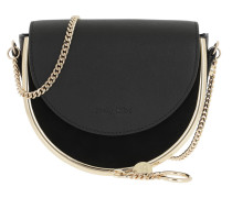 Umhängetasche Mara Crossbody Bag Leather Black