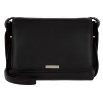 Victori4 Flap Umhängetasche Bag Black