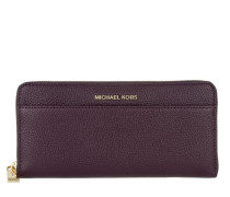 Pocket ZA Continental Damson Portemonnaie
