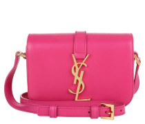 Saint Laurent Tasche - YSL Monogramme Small Université Crossbody Pink - in pink - Umhängetasche für Damen