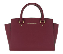 Selma MD TZ Satchel Mulberry