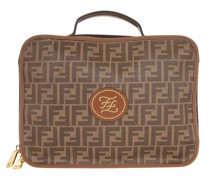 Reisetasche FF Monogramme Travel Bag Multicolor