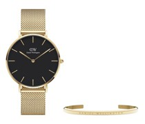 Uhr Evergold 36mm + Classic Bracelet large