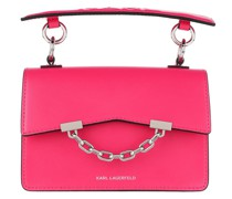 Satchel Bag Seven Mini Shoulder Peony Pink