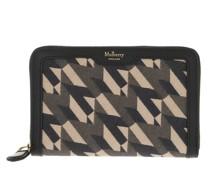 Portemonnaie Zip Around Wallet Leather