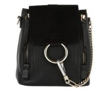 Faye Backpack Black Rucksack