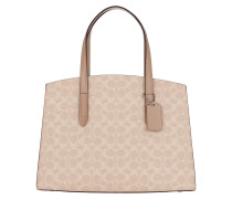 Satchel Bag Shopping Sand Taupe