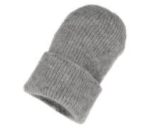 Caps Jadia Beanie Light Grey Melange
