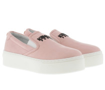 K-PY Slip-on Platform Faded Pink Sneakerss