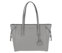 Voyager MD MF TZ Tote Pearl Grey