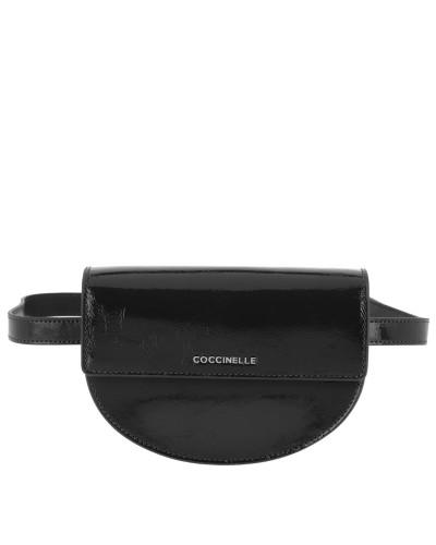 Gürteltasche Danny Naplack Belt Bag Noir schwarz