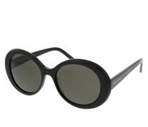 Sonnenbrille SL 419-001 56 Sunglass WOMAN ACETATE Black