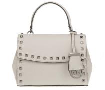 Tasche - Ava Stud XS Crossbody Leather Cement