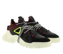 Sneakers Orbyt Mid Sneaker Black/ Red/ Multi