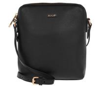 Tasche - Daphne Shoulder Bag Small Nature Grain Black