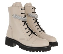 Boots Nevada Bootie White