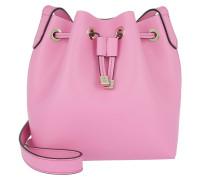 Minibag Bucket Bag Magnolia Beuteltasche pink