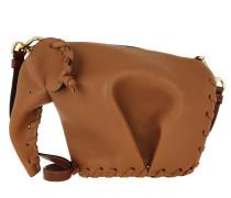 Elephant Mini Bag Tan Umhängetasche