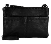 Heavy Stitch Umhängetasche Bag oil black