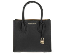 Mercer MD Messenger1 Black Tote
