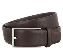 Gürtel Carmello Belt Dark Brown