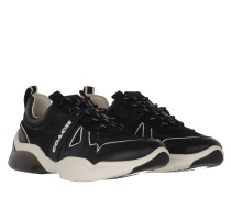 Sneakers Shoes Runner Black