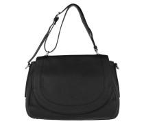 Dinard Calacm Shoulder Bag Black