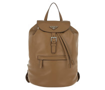 Backpack Soft Calf Caramel Rucksack