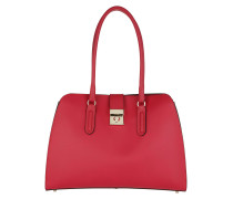 Milano M Tote Ruby