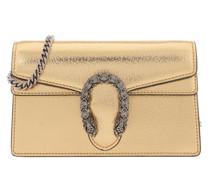 Umhängetasche Dionysus Super Mini Bag GG Supreme Gold/Black