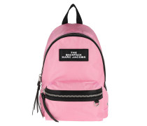 Rucksack Backpack Medium Powder Pink