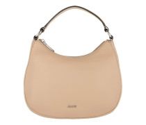 Aja Hobo Bag Nature Grain Mini Nude beige