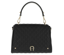 Satchel Bag Garda M Crossbody Black