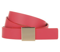 Kleinleder - Belt Bell Medium Pink
