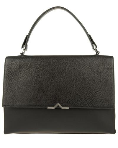 hugo boss damen tasche darcy f tophandle satchel black. Black Bedroom Furniture Sets. Home Design Ideas