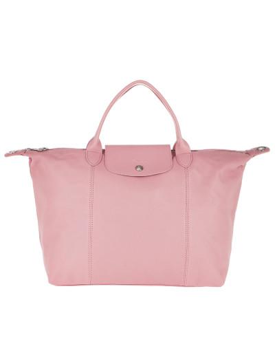 Tote Le Pliage Cuir Tote Blush rosa