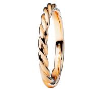 Ring Fantasia Twisted Rosegold