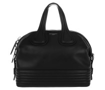 Stitched Nightingale Tote Small Black