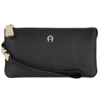 Roma Combination Wallet Black Portemonnaie schwarz