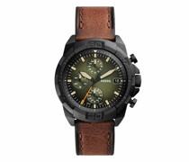 Uhren Men's Bronson Chronograph Stainless Steel Watch FS