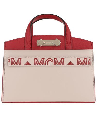 Tote Mini Bag Ruby Red/Rose Dust