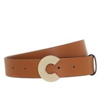 "Gürtel ""Logo """"C"""" Belt"""