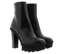 Ankle Boots Black Schuhe